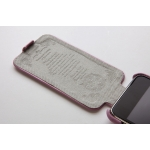 SGP Leather Pouch Valencia Series for Apple ipod Touch 2G/3G [Pink]